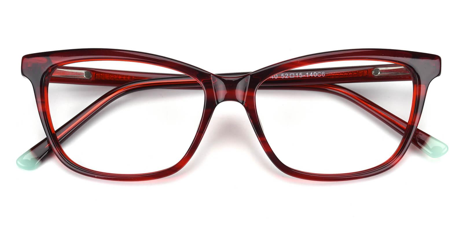 Ezra-Red-Cat-Acetate-Eyeglasses-detail