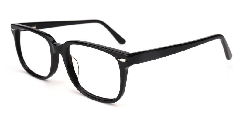 Tempiry-Black-Eyeglasses