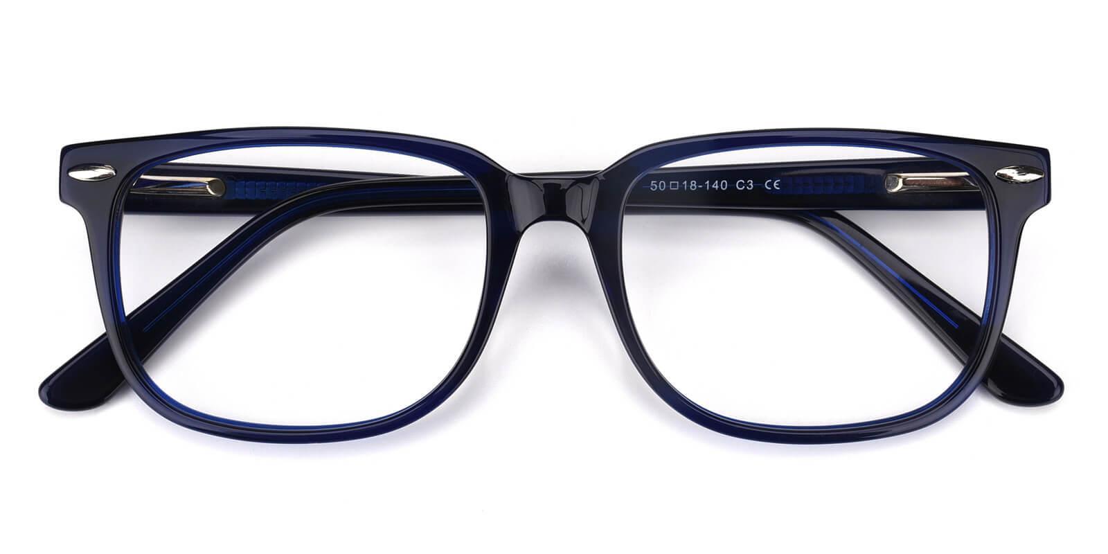 Tempiry-Blue-Rectangle-Acetate-Eyeglasses-detail