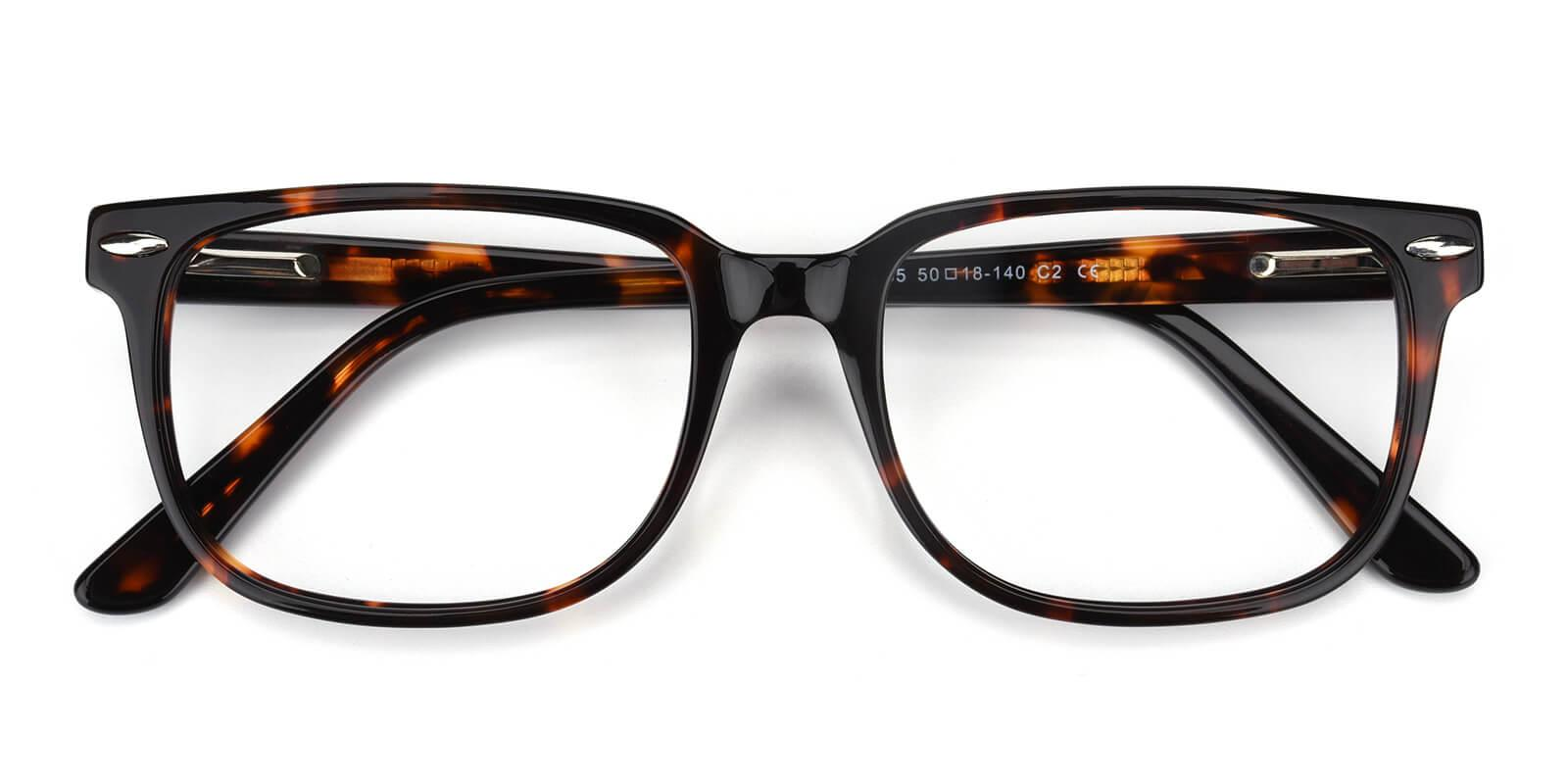 Tempiry-Pattern-Rectangle-Acetate-Eyeglasses-detail