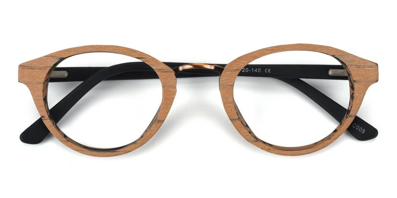 Haiden-Cream-Eyeglasses
