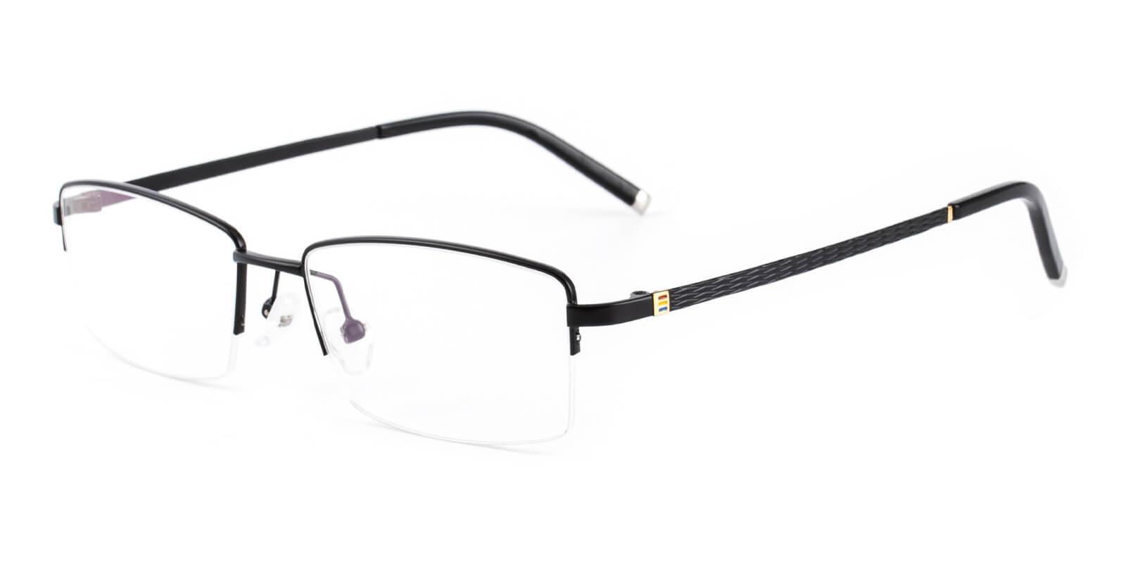 Emerge-Black-Rectangle-Titanium-Eyeglasses-additional1