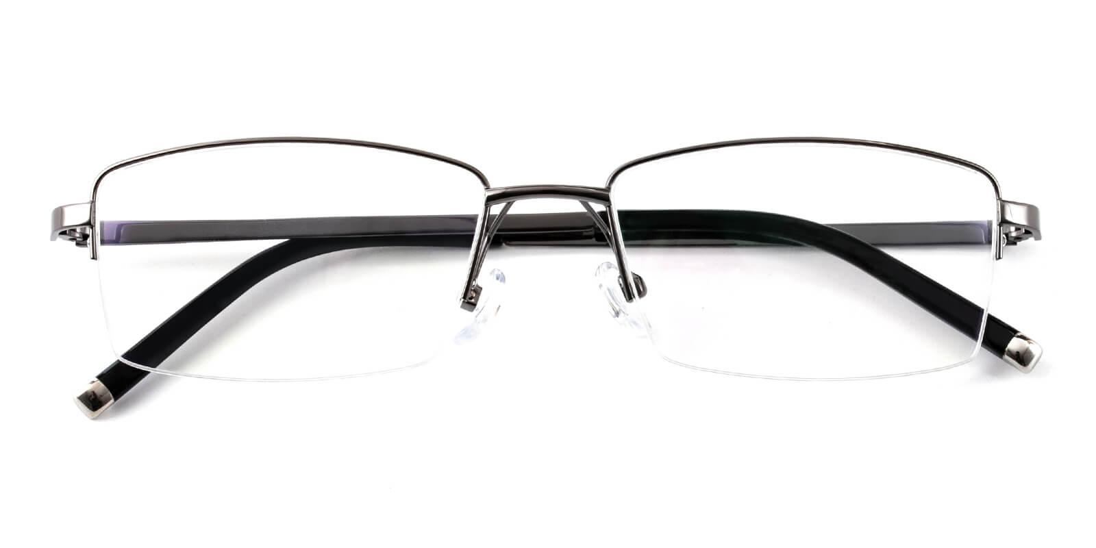 Emerge-Gun-Rectangle-Titanium-Eyeglasses-detail