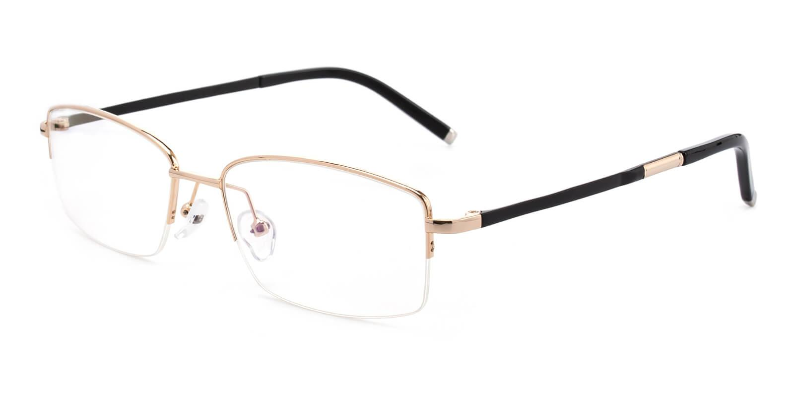 Revelino-Gold-Rectangle-Titanium-Eyeglasses-additional1