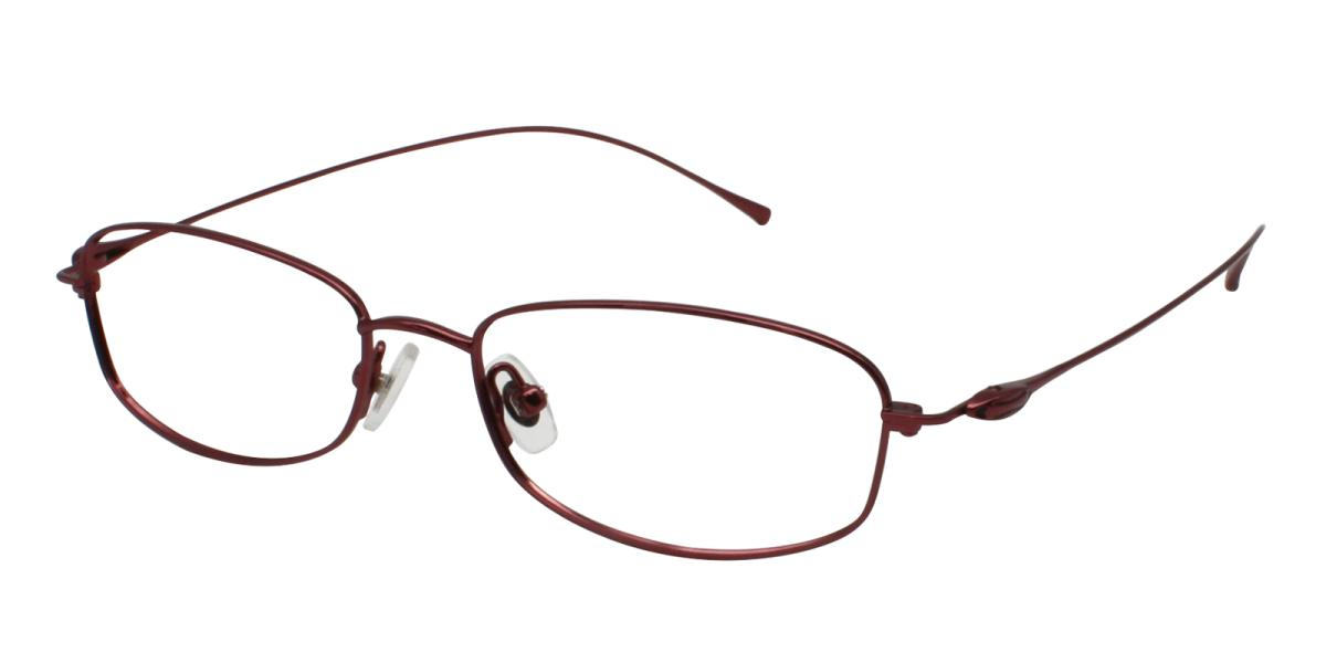 -Red-Rectangle-Titanium-Eyeglasses-additional1