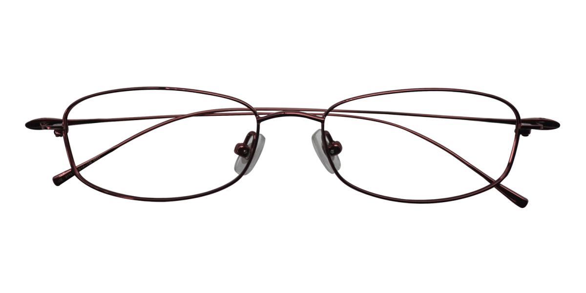-Red-Rectangle-Titanium-Eyeglasses-additional2