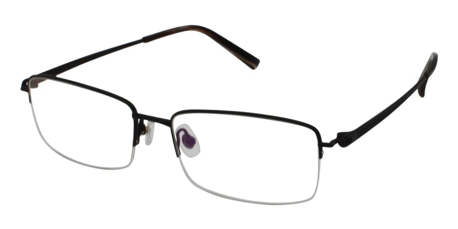 Oliv-Black-Rectangle-Titanium-Eyeglasses-additional1