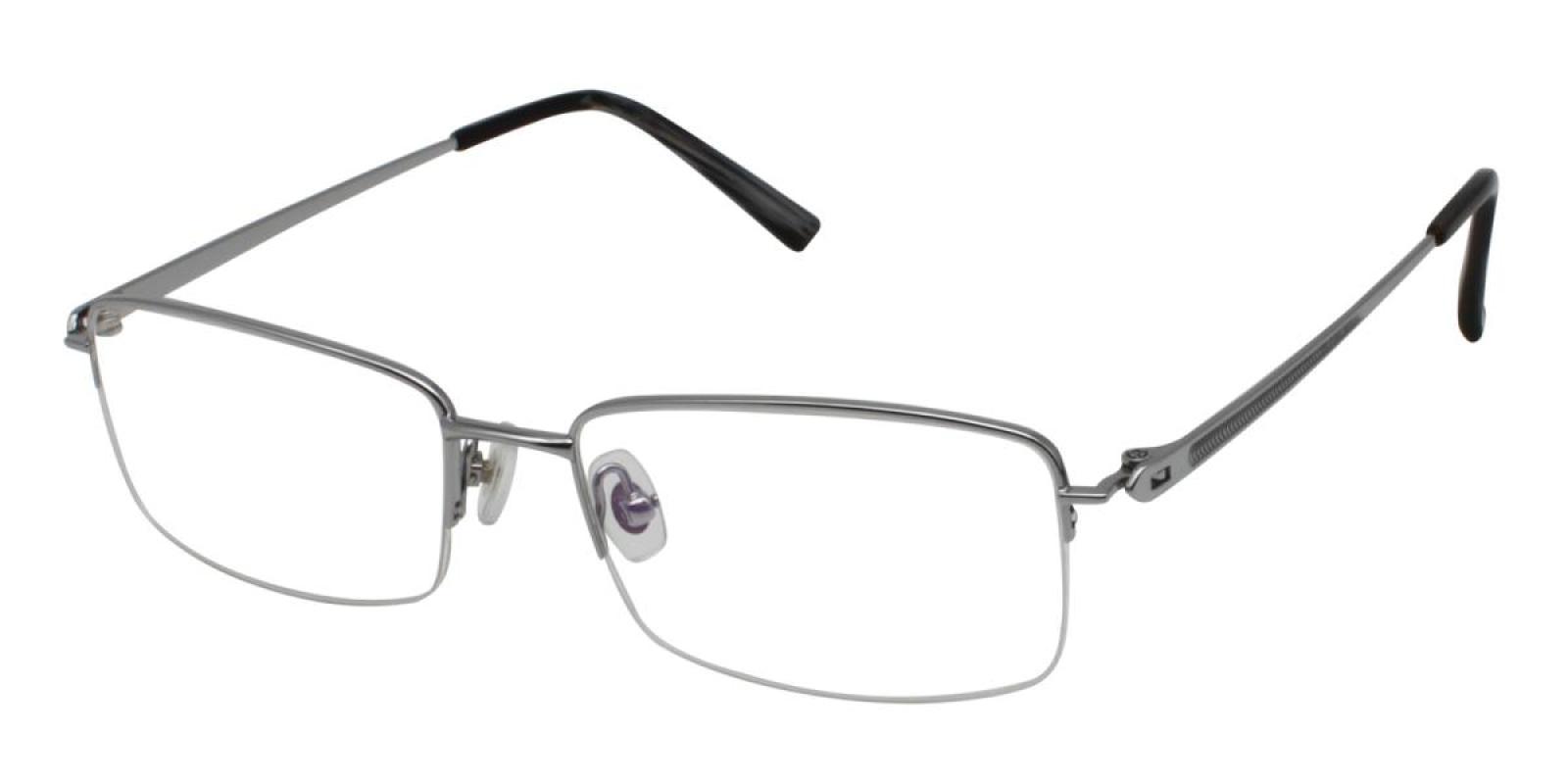 Oliv-Silver-Rectangle-Titanium-Eyeglasses-detail