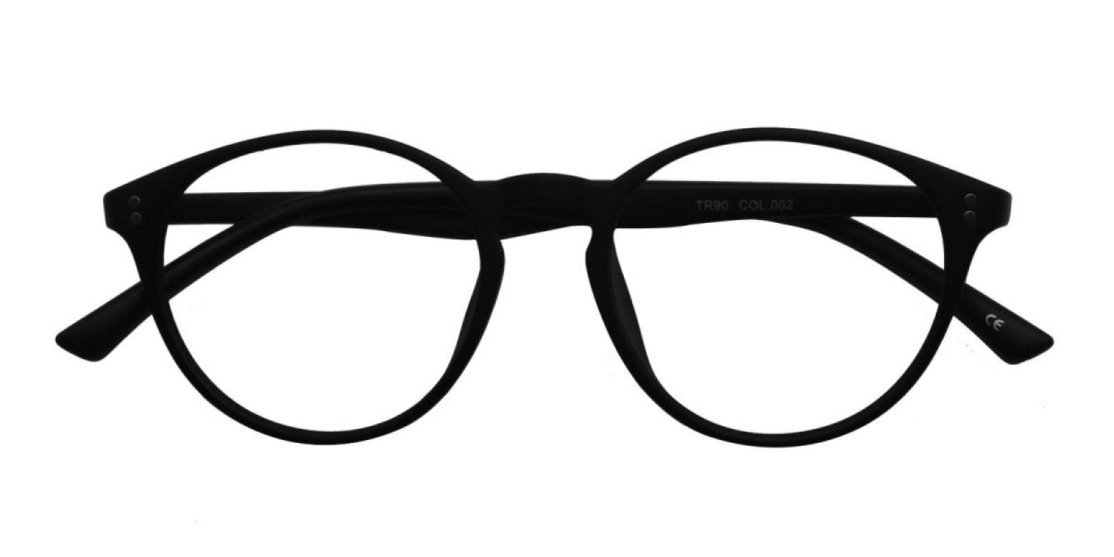 Morning-Black-Round-TR-Eyeglasses-detail