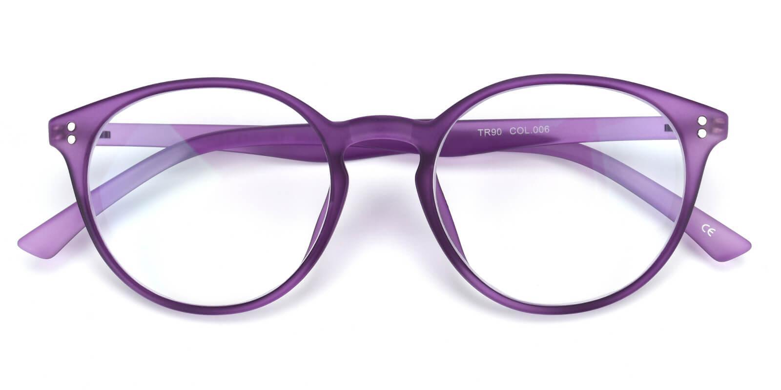 Morning-Purple-Round-TR-Eyeglasses-detail