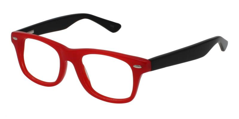 Bristol-Red-Eyeglasses