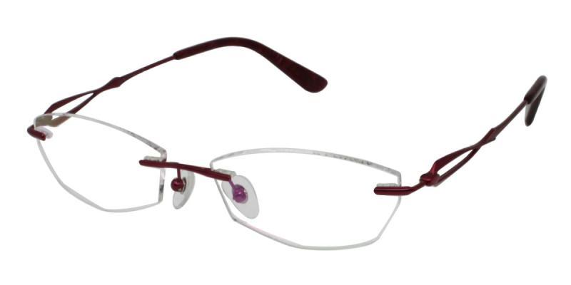 Pininic-Red-Eyeglasses