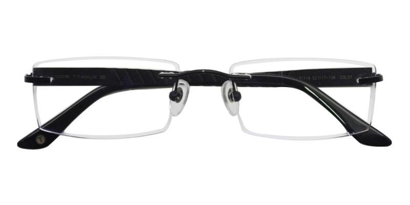 Blaymond-Black-Eyeglasses