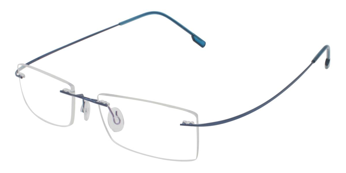 Terre-Blue-Varieties-Metal / Memory-Eyeglasses-additional1