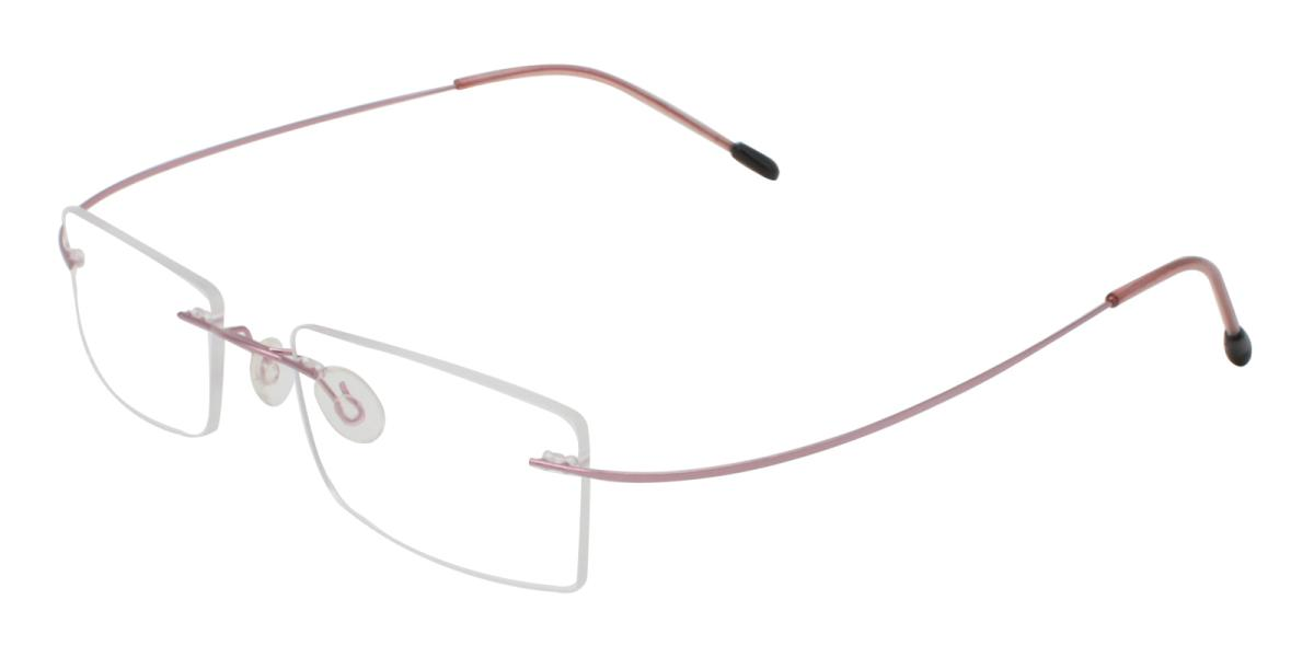 Terre-Pink-Varieties-Metal / Memory-Eyeglasses-additional1
