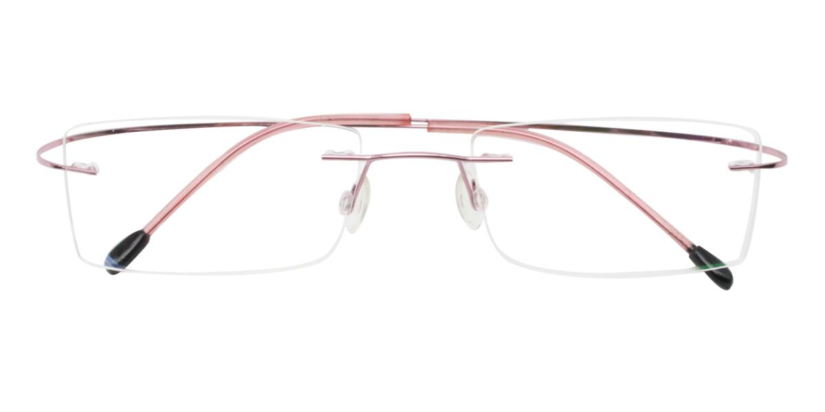 Terre-Pink-Varieties-Metal / Memory-Eyeglasses-additional2