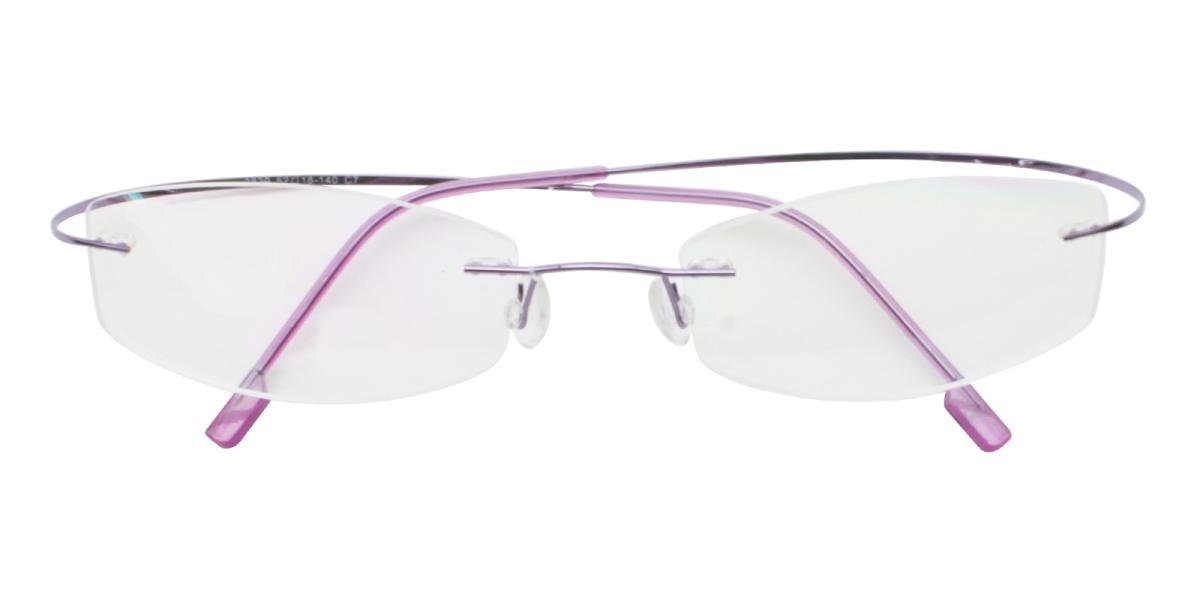 -Purple--Metal / Memory-Eyeglasses-additional2