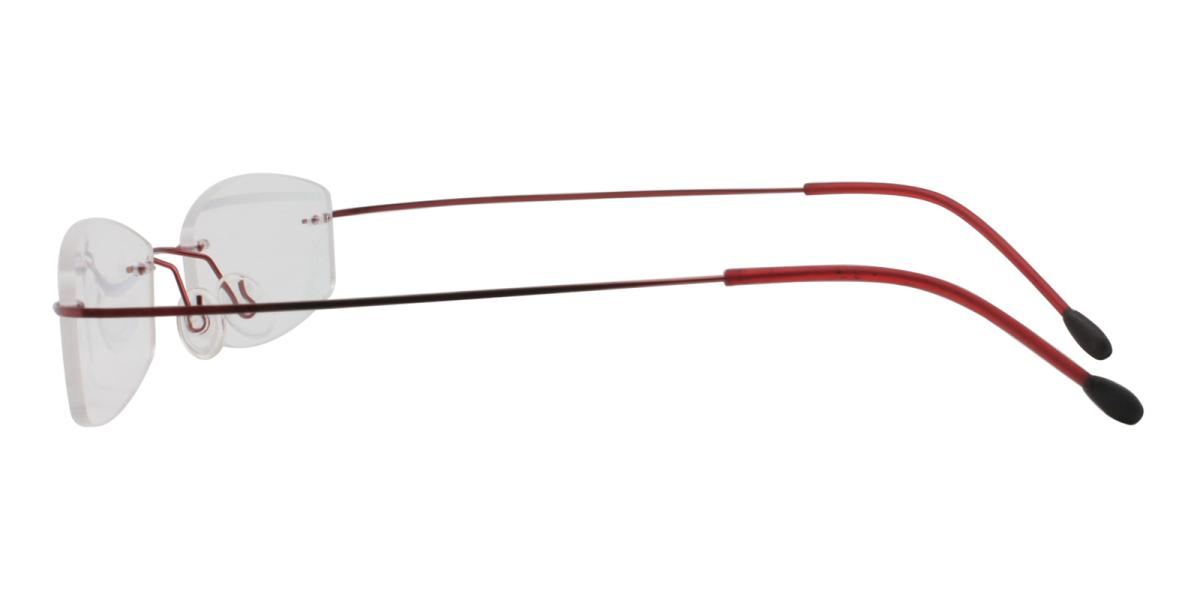 -Red--Metal / Memory-Eyeglasses-additional3
