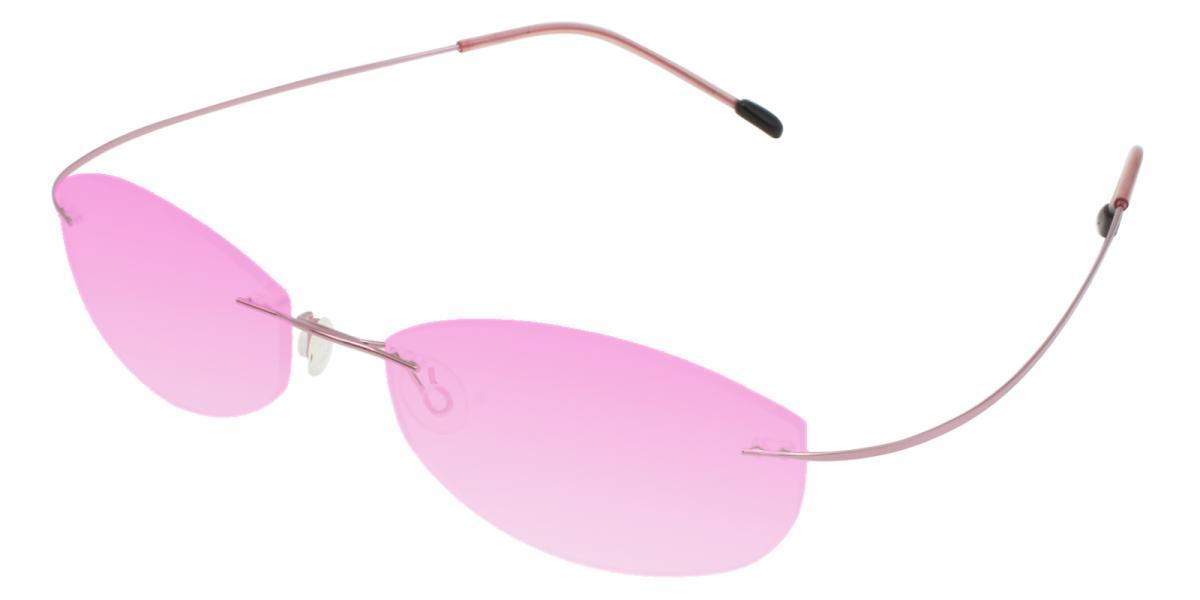 -Pink--Metal / Memory-Eyeglasses-additional1