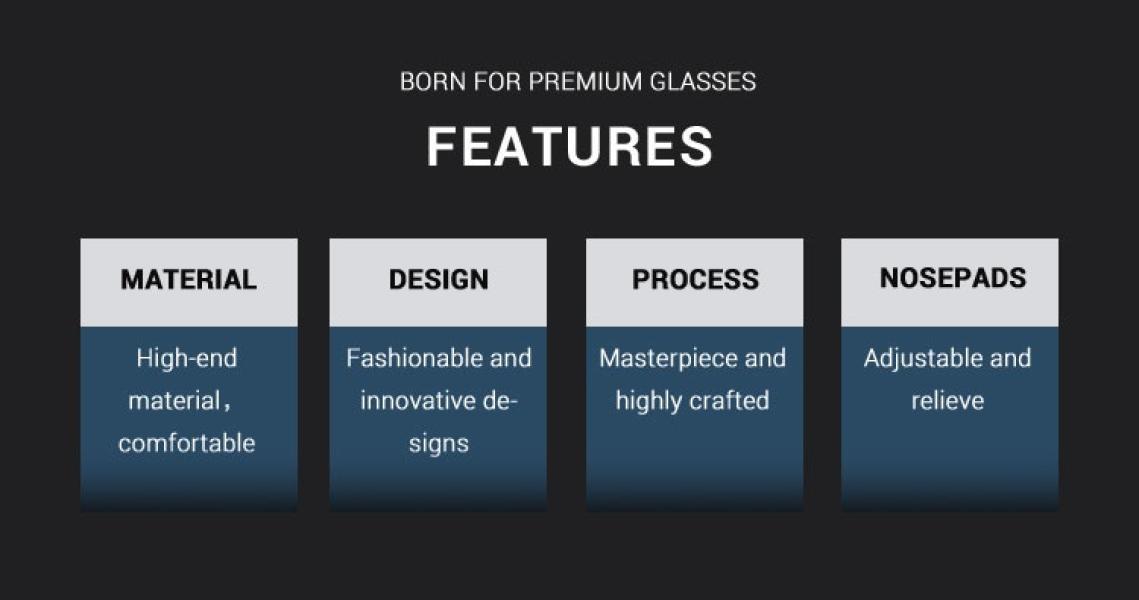 Slimly-Brown-Memory / Metal-Eyeglasses-detail1