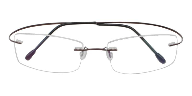 Slimly-Brown-Eyeglasses
