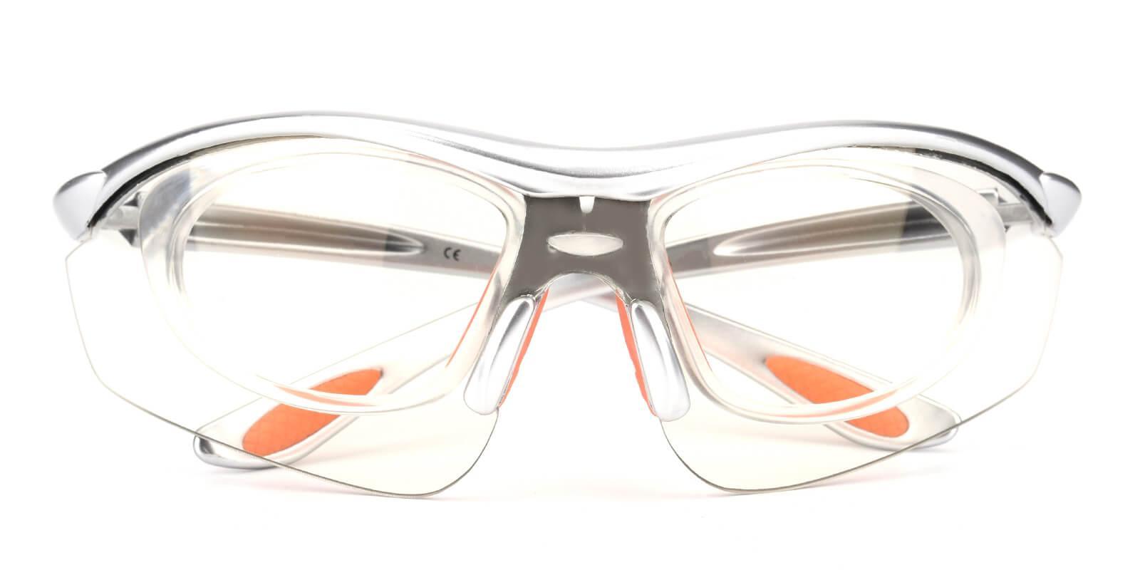 Preavey-Silver-Square-Plastic-SportsGlasses-detail