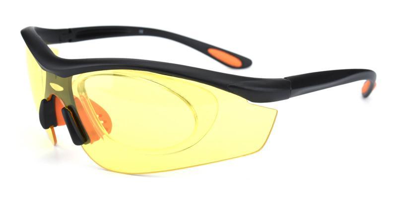 Preavey-Yellow-SportsGlasses