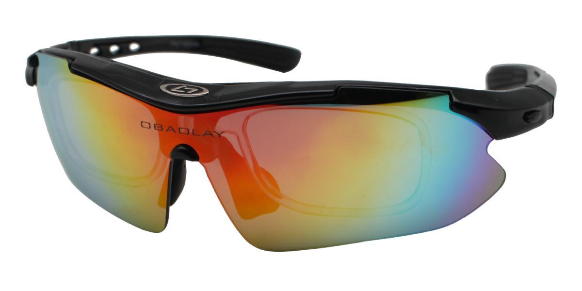 Laser-Black-Square-Plastic-SportsGlasses-detail