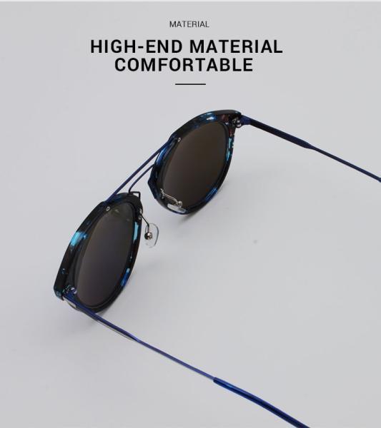 Mali-Tortoise-Metal / Combination / TR-Sunglasses-detail2