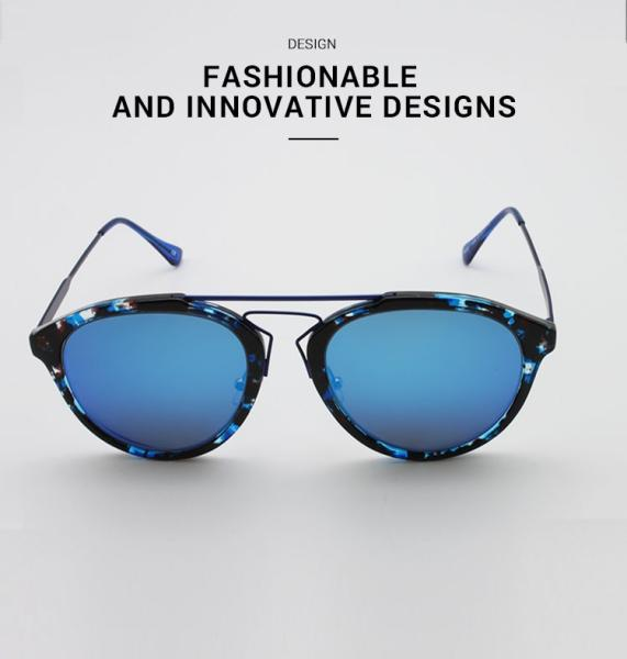 Mali-Tortoise-Metal / Combination / TR-Sunglasses-detail3