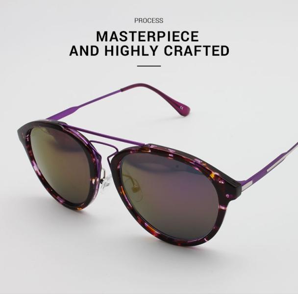 Mali-Tortoise-Metal / Combination / TR-Sunglasses-detail4