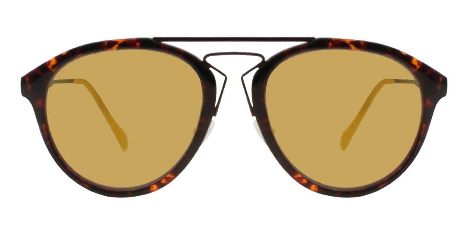 Mali-Tortoise-Aviator-Metal / Combination / TR-Sunglasses-additional2