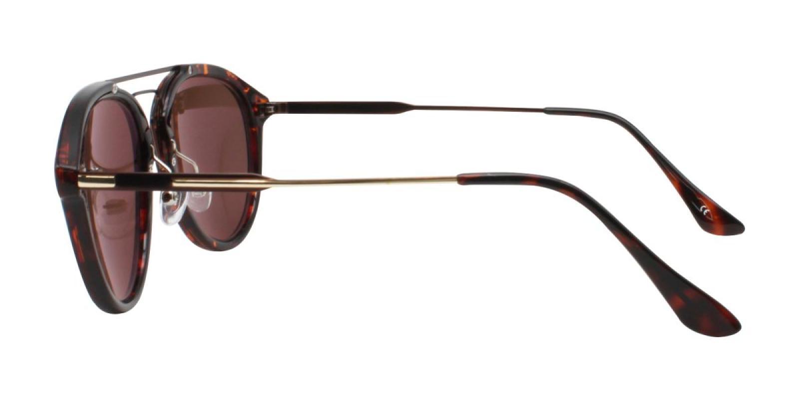 Mali-Tortoise-Aviator-Combination / Metal / TR-Sunglasses-additional3