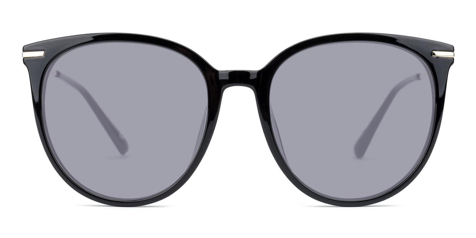 Memoria-Black-Round / Cat-Metal / Combination / TR-Sunglasses-additional2