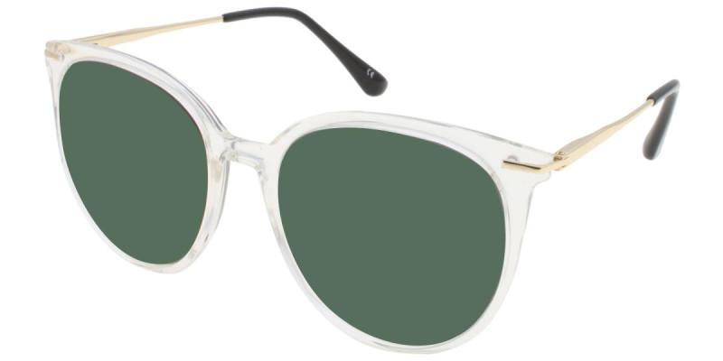Memoria-Translucent-Sunglasses / UniversalBridgeFit