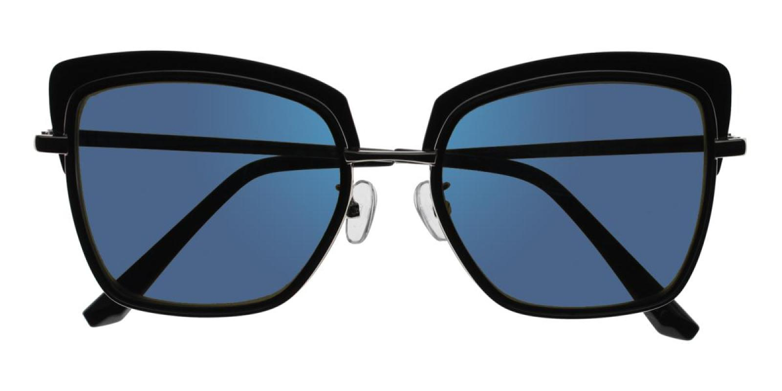 Riotousy-Black-Cat-Combination / Metal / TR-Sunglasses-detail