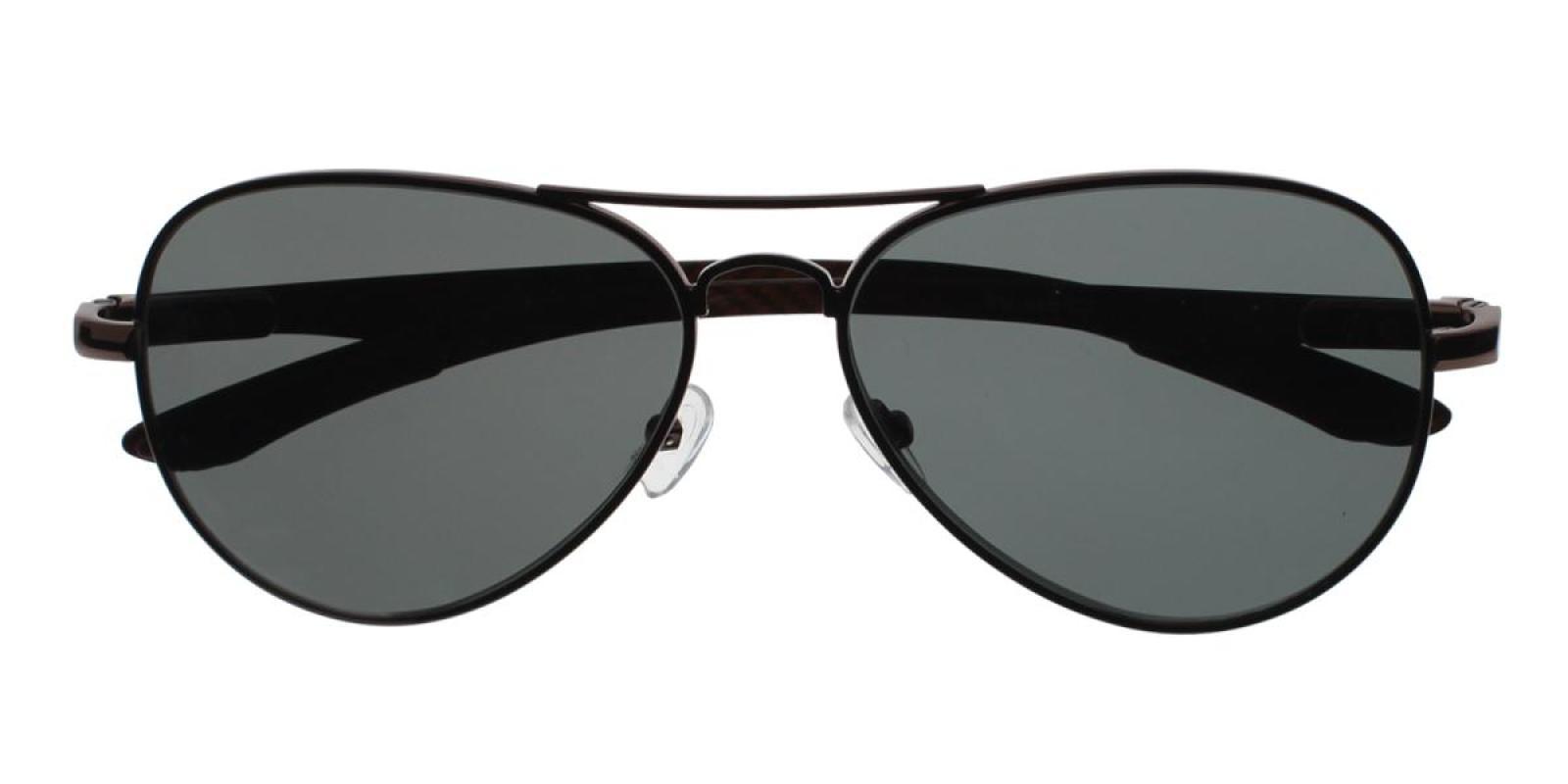 Mckain-Brown-Aviator-Metal-Sunglasses-detail