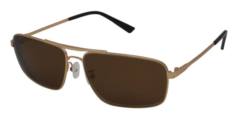 Santorini-Gold-Sunglasses