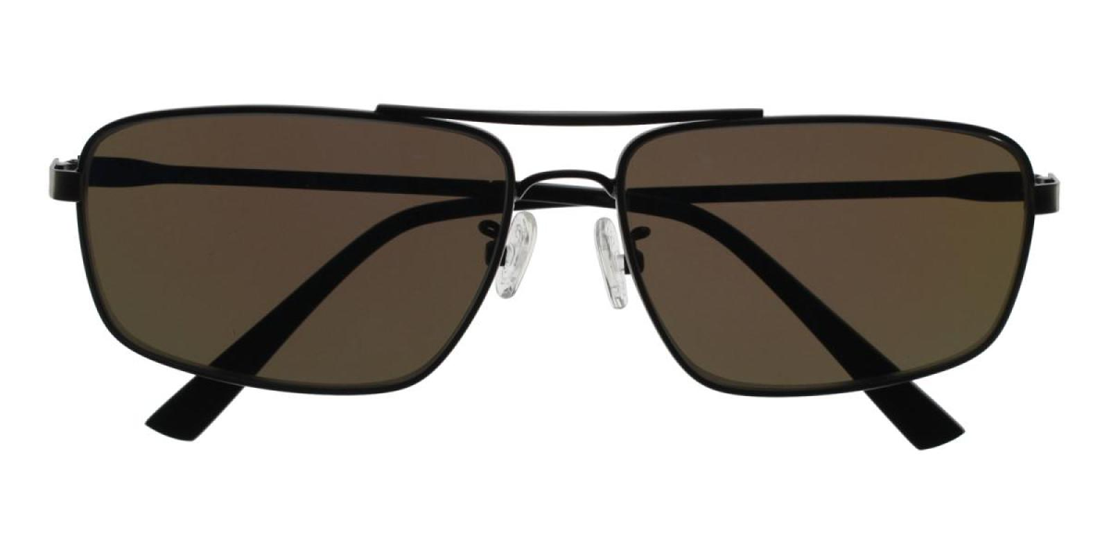 Santorini-Gun-Aviator-Metal-Sunglasses-detail
