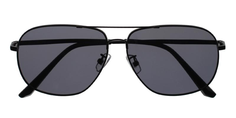 Flight-Black-Sunglasses