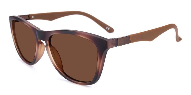 Belarus-Brown-Sunglasses