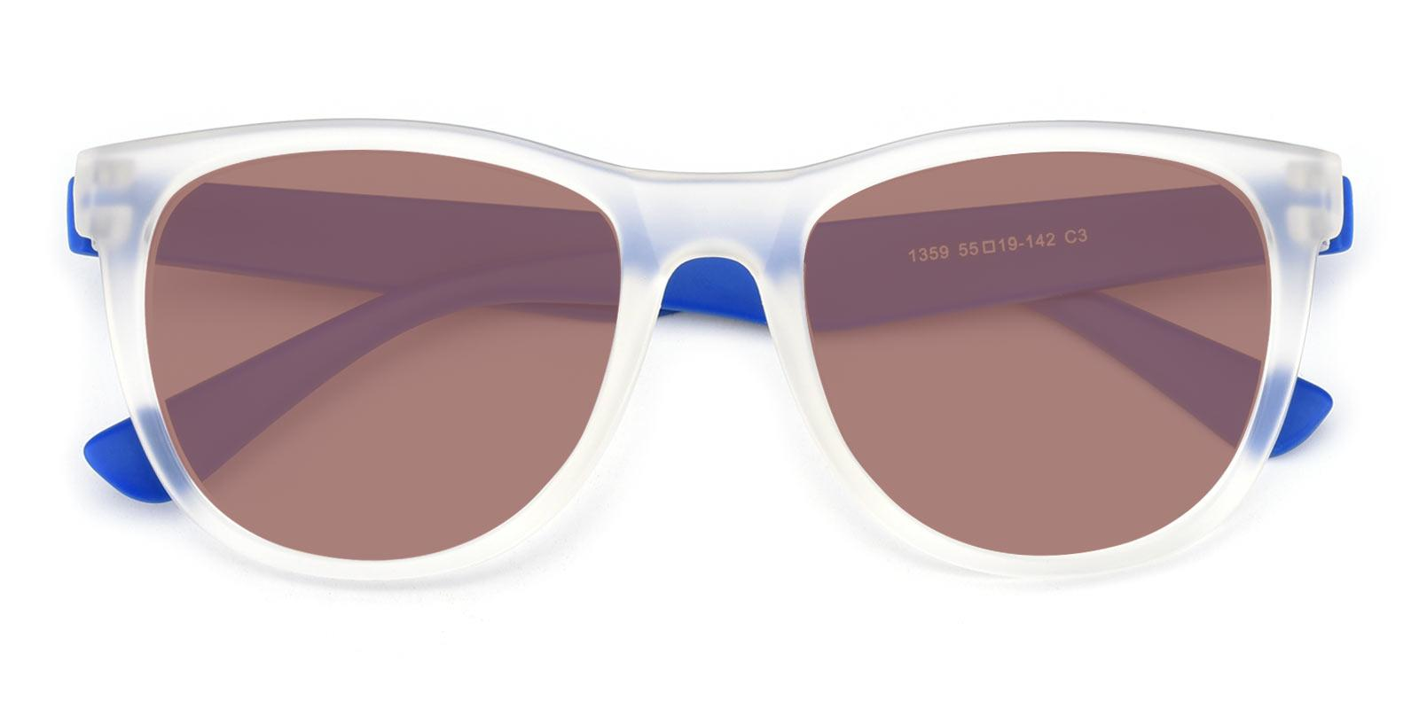 Malibu-Translucent-Cat-TR-Sunglasses-detail