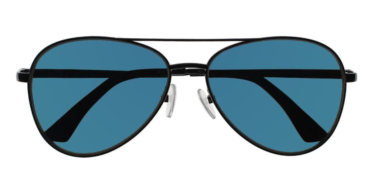 Eudora-Gun-Aviator-Metal-Sunglasses-detail