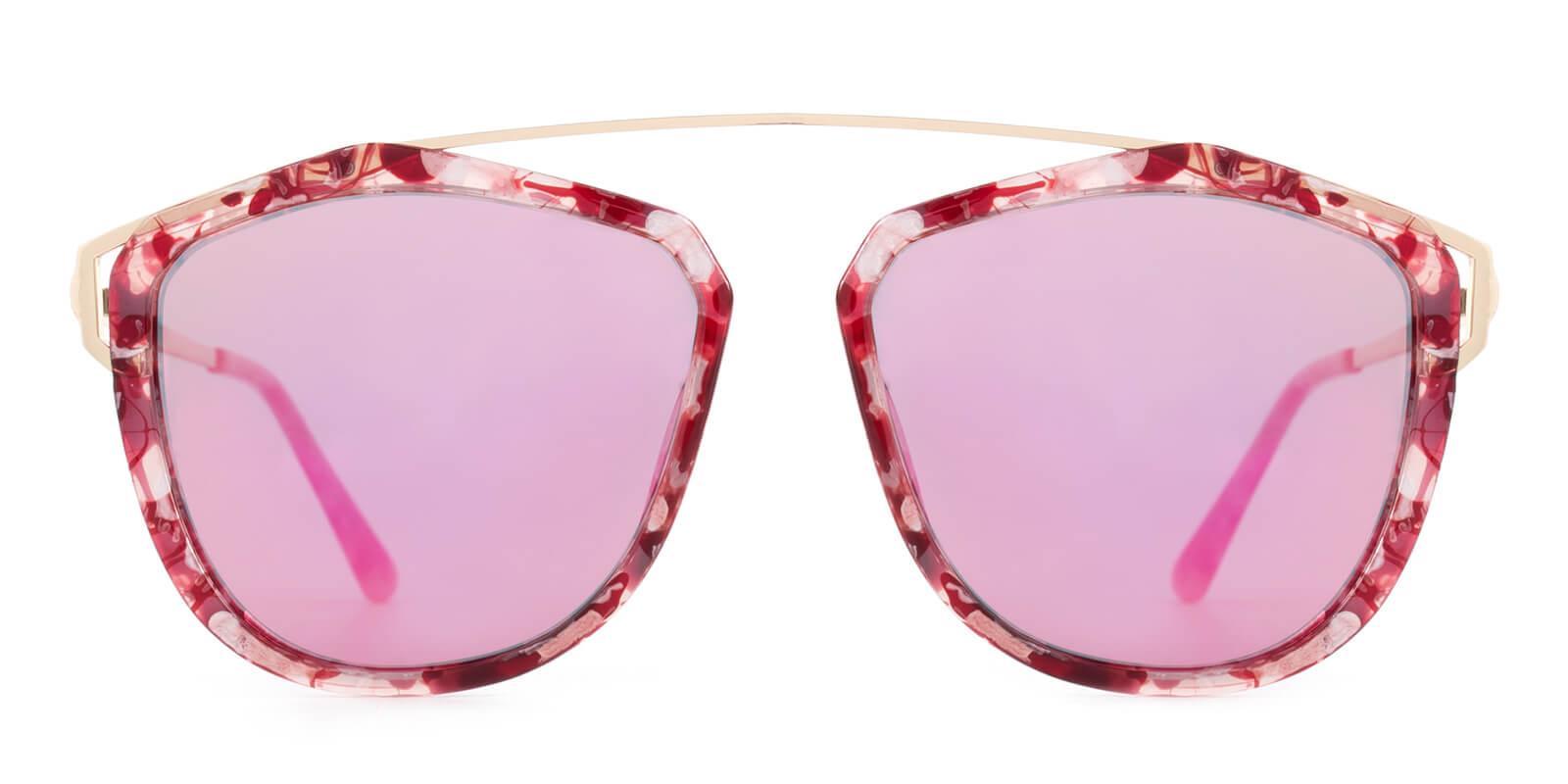 Phantom-Pink-Aviator-Metal / Combination / TR-Sunglasses-additional2