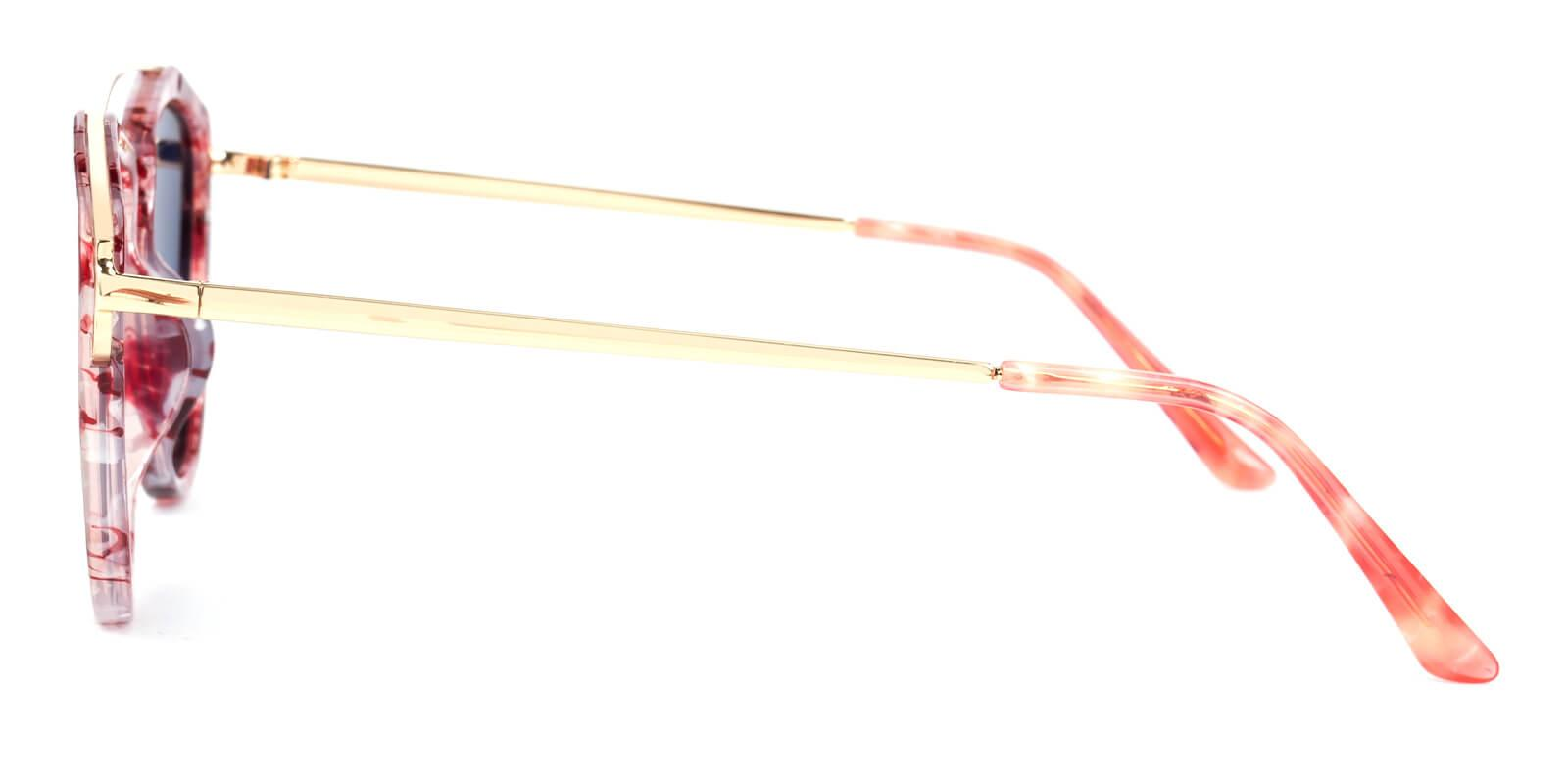 Phantom-Pink-Aviator-Metal / Combination / TR-Sunglasses-additional3