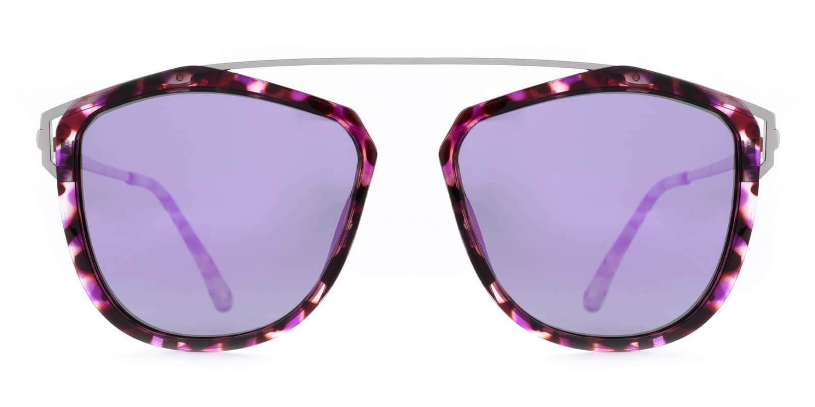 Phantom-Purple-Aviator-Combination / Metal / TR-Sunglasses-additional2