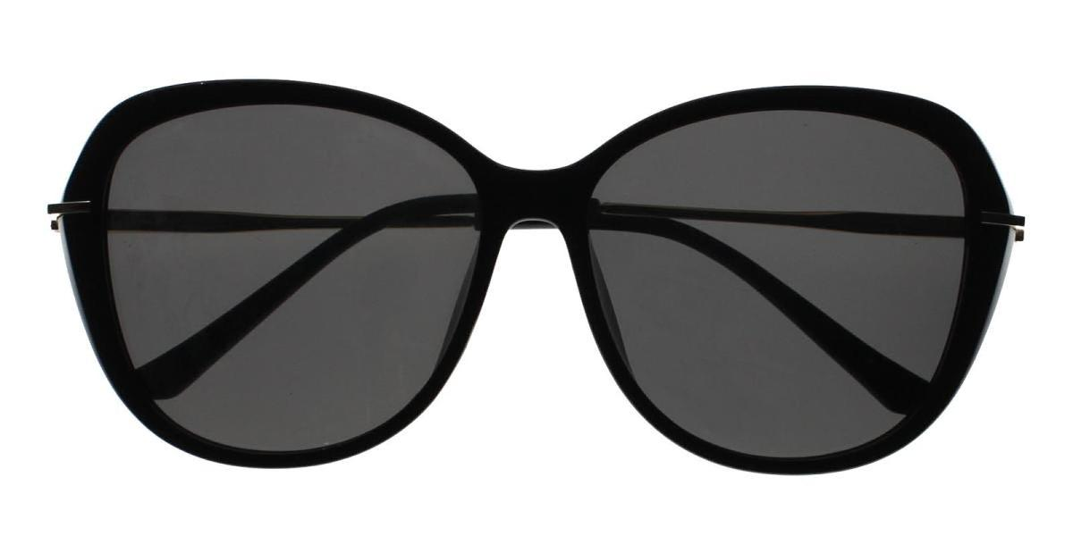 Stanley-Black-Cat-Metal / Combination / TR-Sunglasses-detail
