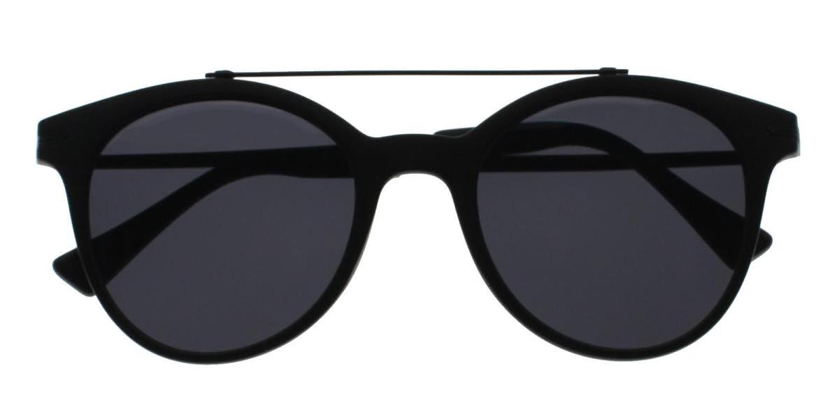 Meadow-Black-Aviator-Combination / Metal / TR-Sunglasses-detail