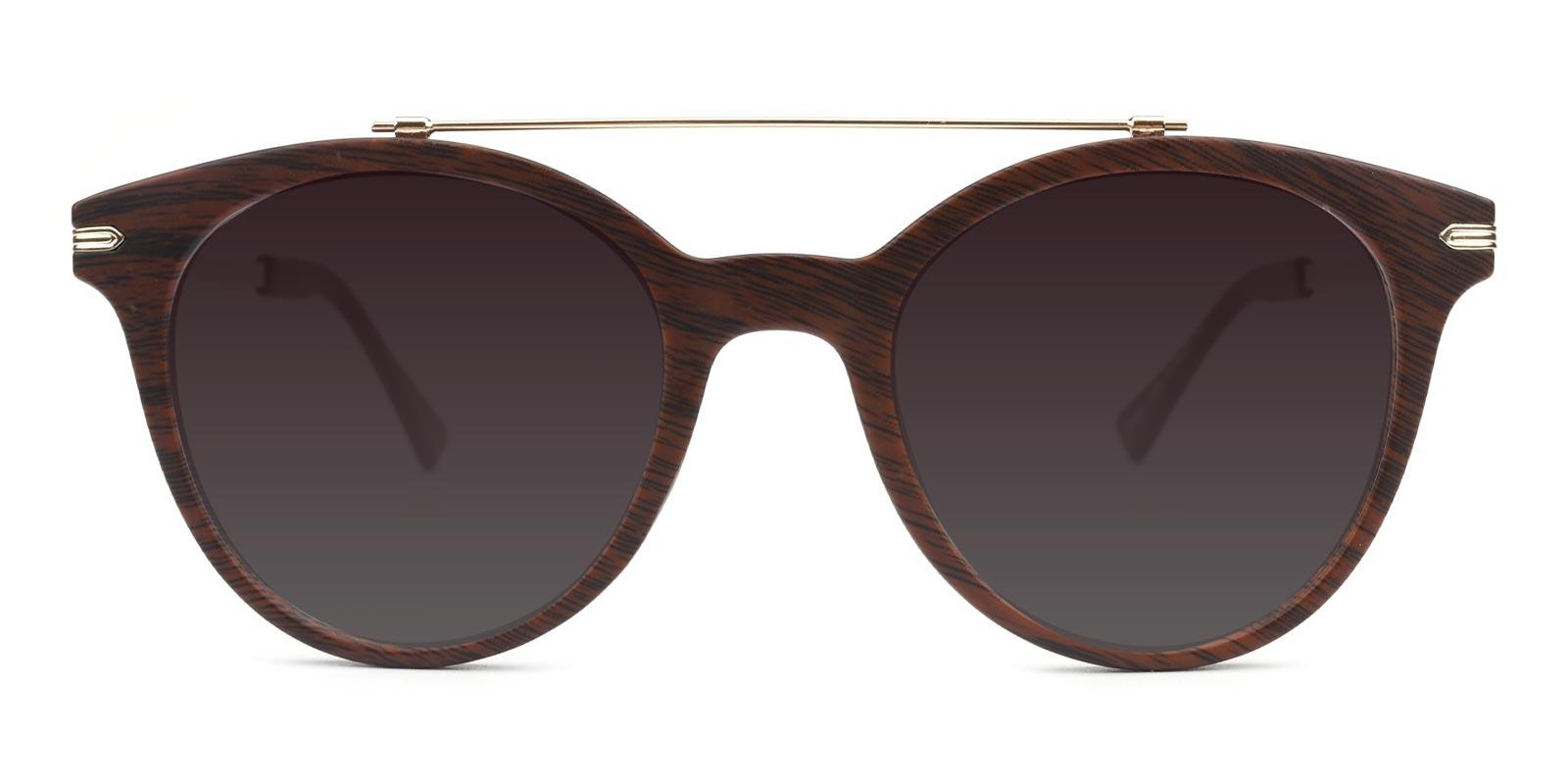 Meadow-Brown-Aviator-Combination / Metal / TR-Sunglasses-additional2