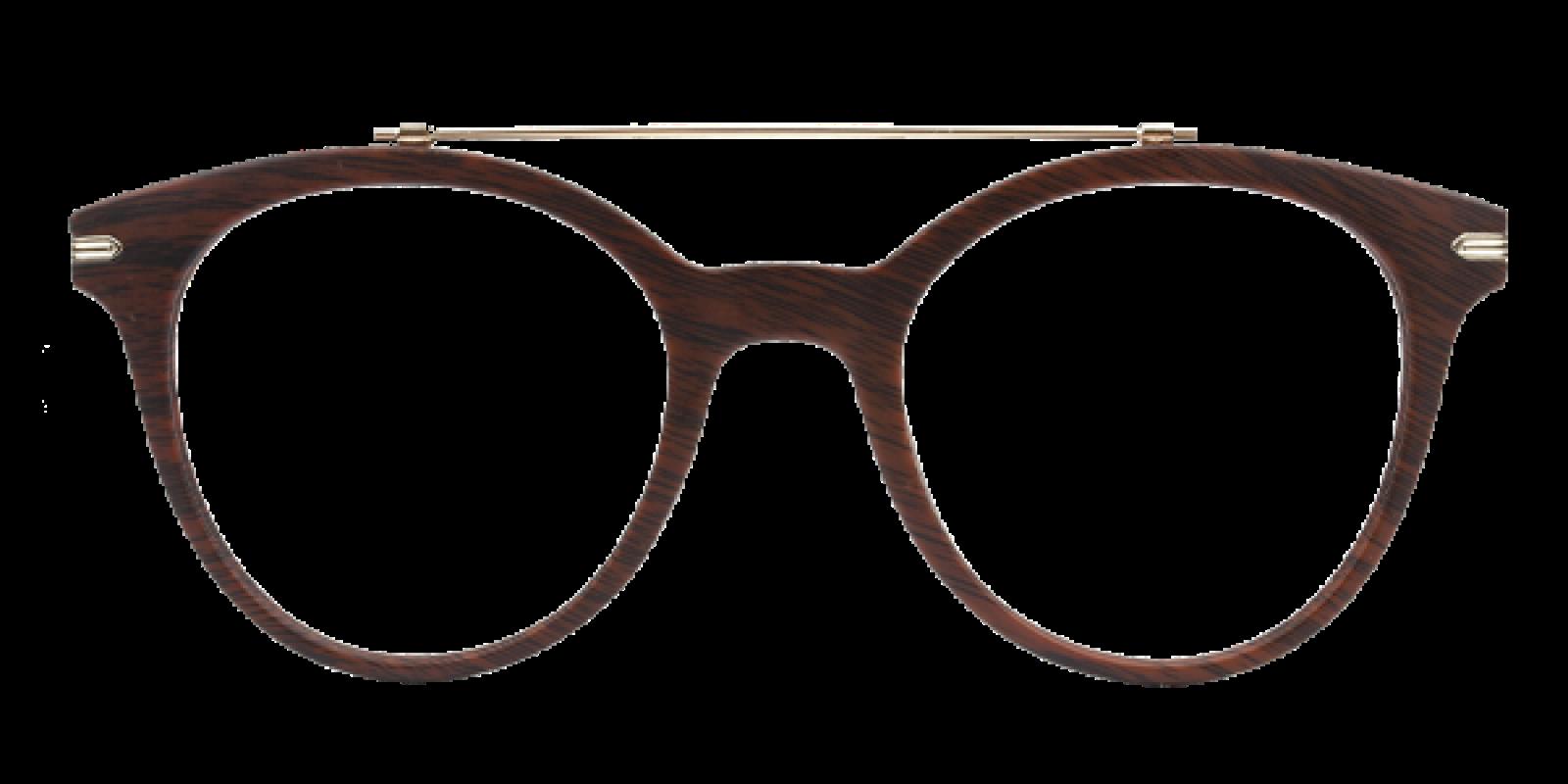 Meadow-Brown-Aviator-Metal / Combination / TR-Sunglasses-additional4